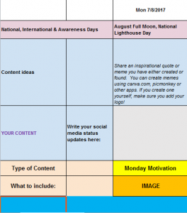 Ultimate Content Planner pic 2