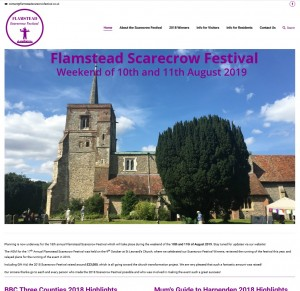 flamstead scf website