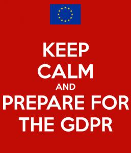 gdpr prepare